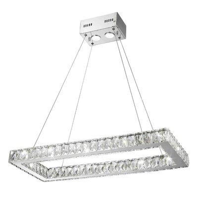 Leiter 14 LED Integrated Light Bulb Kitchen Island Pendant