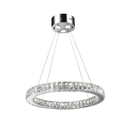 Galaxy 15 LED Integrated Bulb Pendant