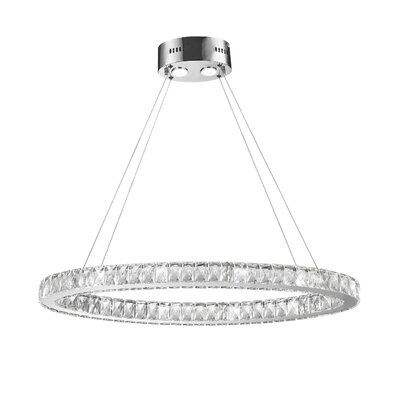Leiter 14 LED Glass Integrated Bulb Pendant