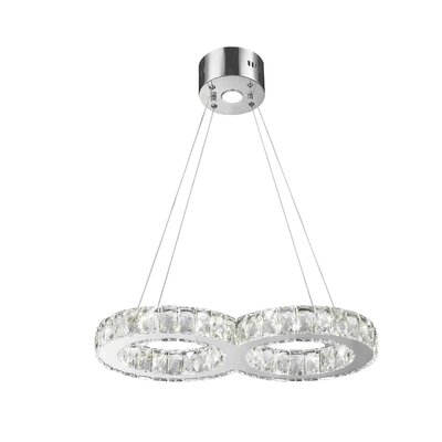 Leiter Contemporary 14 LED Integrated Bulb Pendant