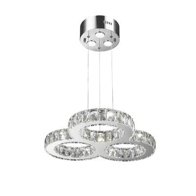 Leiter 13 LED Integrated Bulb Pendant