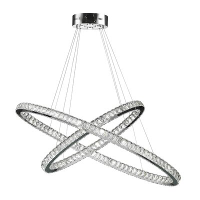 Galaxy 30 LED Integrated Bulb Pendant
