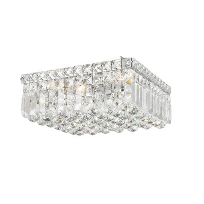 Anjali Glam 4-Light Flush Mount