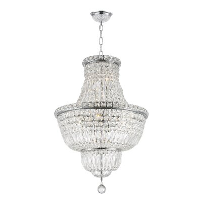 Empire 12-Light Empire Chandelier