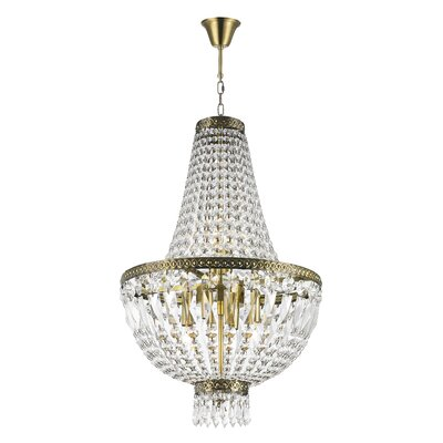 Brooks Bay 6-Light Empire Chandelier