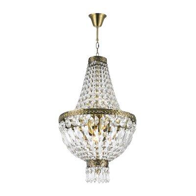 Metropolitan 1-Light Crystal Pendant