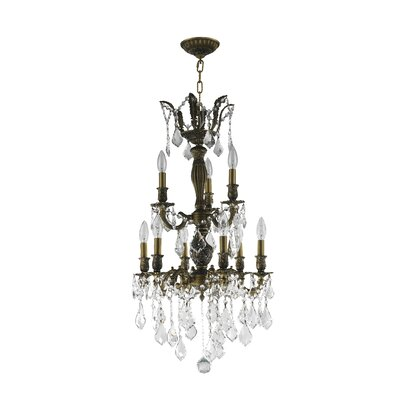 Versailles 20-Light Crystal Chandelier