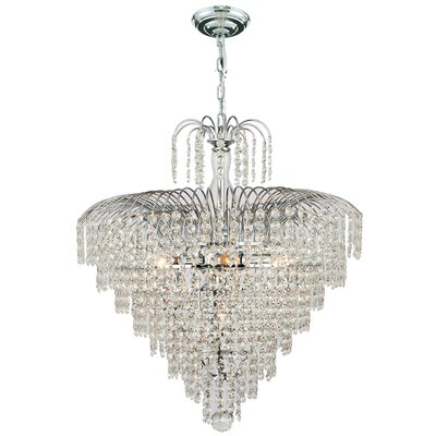 Empire 7-Light Crystal Chandelier