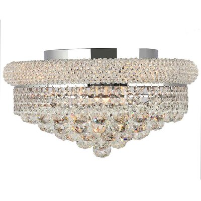 Empire 8-Light Flush Mount