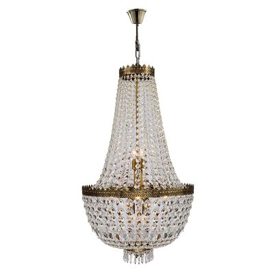 Metropolitan 8-Light Empire Chandelier