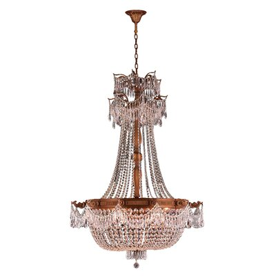 Reimer 12-Light Empire Chandelier