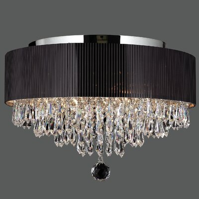 Gastby 4-Light Semi-Flush Mount