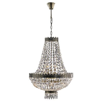 Metropolitan 6-Light Empire Chandelier