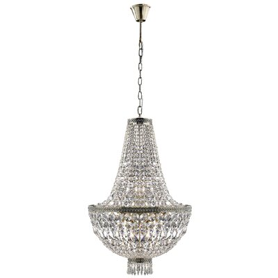 Brooks Bay 8-Light Empire Chandelier
