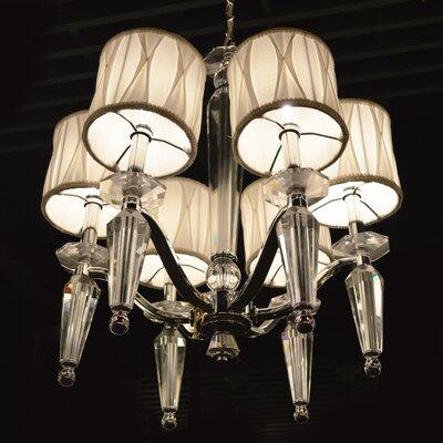 Gastby 6-Light Drum Chandelier