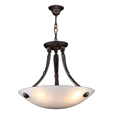 Harwich 4-Light 40W Bowl Pendant