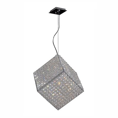 Cube 6-Light Pendant