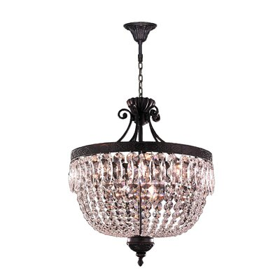 Arreola 12-Light Crystal Chandelier