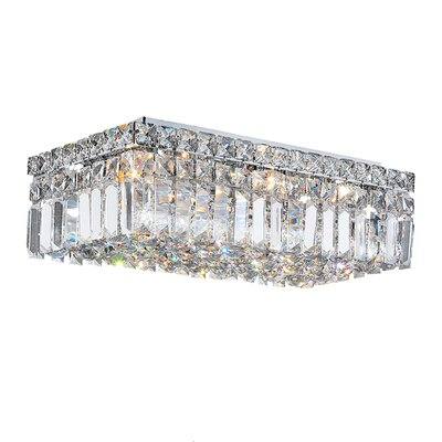 Anjali Indoor 4-Light Flush Mount