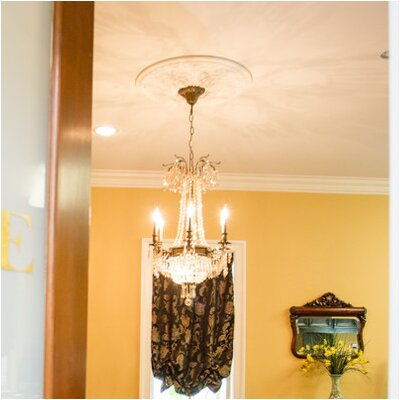 Reimer Traditional 9-Light Crystal Chandelier