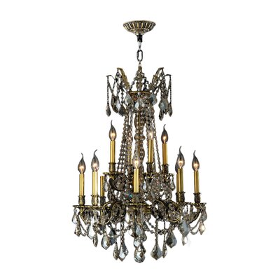 Windsor 12-Light Candle-Style Chandelier
