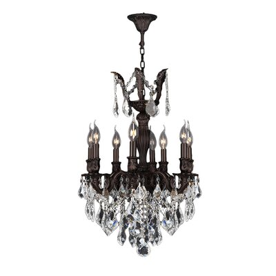 Dodson 8-Light 40W Candle-Style Chandelier