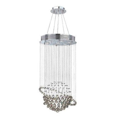 Latrobe 7-Light Crystal Chandelier