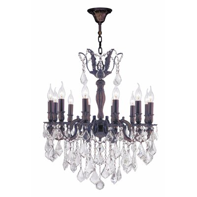 Dodson 12-Light Candle-Style Chandelier