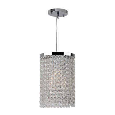 Diep 1-Light Mini Pendant