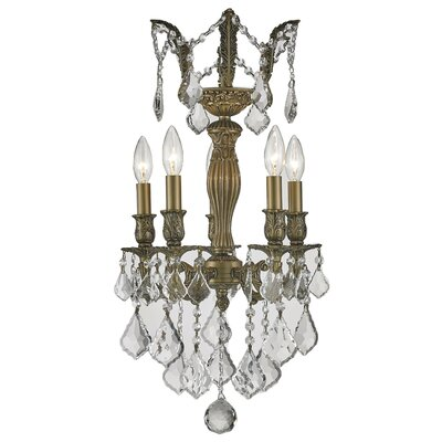 Dodson 5-Light Crystal Chandelier