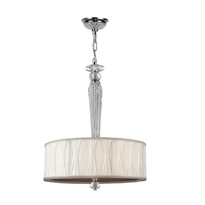 Roni 4-Light Crystal Pendant