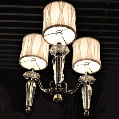 Gastby 3-Light Drum Chandelier