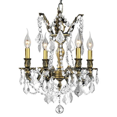 Windsor Candle-Style Chandelier