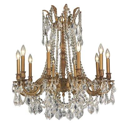 Windsor 10-Light Crystal Chandelier