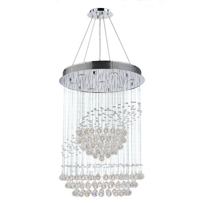 Latrobe 7-Light 35W Crystal Chandelier