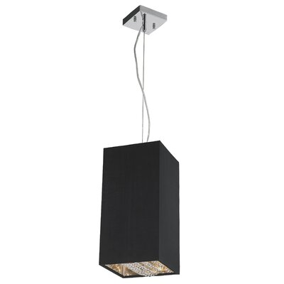 Julewitz Square 1-Light Mini Pendant