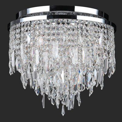 Meera 5-Light Flush Mount