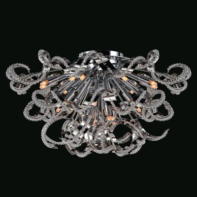 Lagrone 19-Light Flush Mount