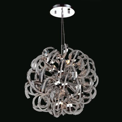 Lagrone 9-Light Sputnik Chandelier