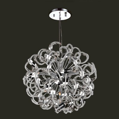 Medusa 13-Light Sputnik Chandelier