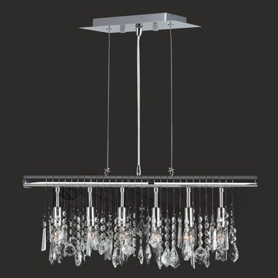 Norton 6-Light Kitchen Island Pendant