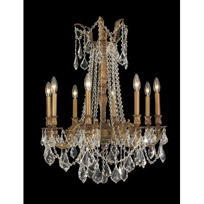Windsor 8-Light Crystal Chandelier