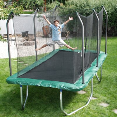 Skywalker Summit 8' x 14' Rectangle Trampoline and Safety Enclosure at Sears.com