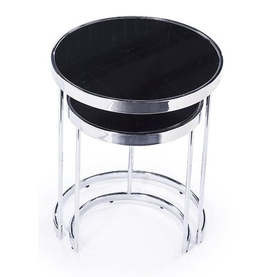 McQueen 2 Piece Nesting Table