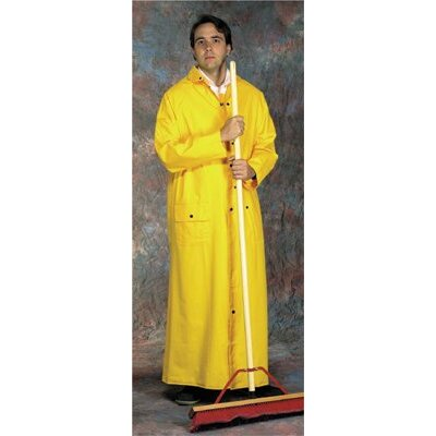 "Anchor Riding Raincoats 60"" Riding Coat Pvc On Poly Vented Cape Back: 101-9020-5Xl - 60"" riding coat pvc on poly vented cape back at Sears.com"