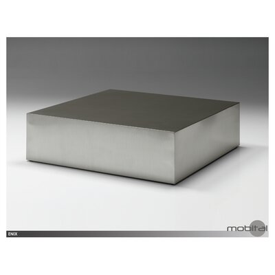 Enix Coffee Table Size: 12 H x 39 W x 39 D