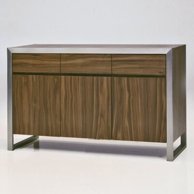 Moda Server Finish: Natural Walnut