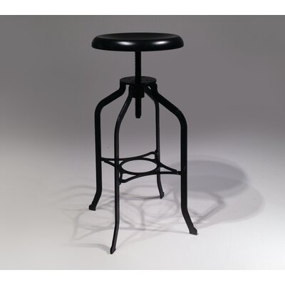 Octu Adjustable Height Swivel Bar Stool