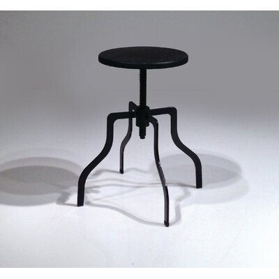 Crab Adjustable Height Swivel Bar Stool