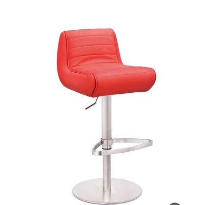 Recaro Adjustable Height Swivel Bar Stool